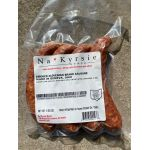 Na*Kyrsie Meats Slovenian Sausage, 4 links approx 1lb