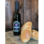 Tipsy Grape Roasted Garlic Olive Oil from Grand River Cellars