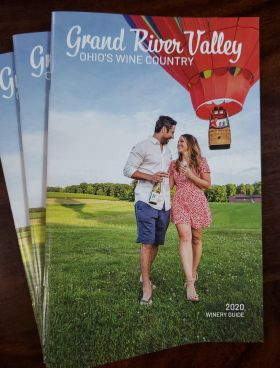 Grand River Valley 2020 Travel Guide. Ohio's Wine Country.